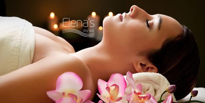 Προσιτή Πολυτέλεια & Ευεξία!! 25€ από 115€ (-78%)  για ένα 65' V.I.P. Πακέτο Χαλάρωσης & Ευεξίας που περιλαμβάνει ένα full body massage της επιλογής σας, συνοδευόμενο από χαμάμ ή Vichy Shower, στο εντυπωσιακό Elena's Day Spa, τον πιο πολυτελή χώρο στο Κολωνάκι.