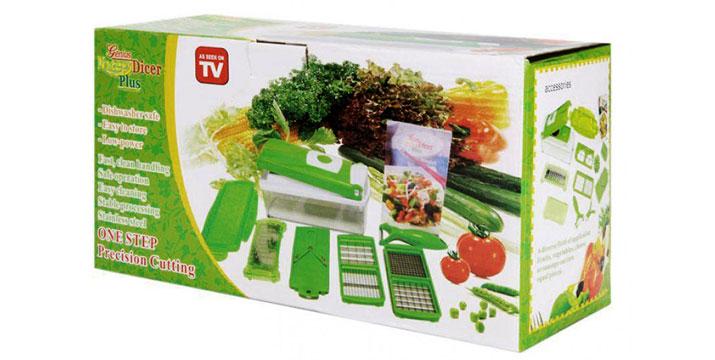 14,90€ από 23,90€ για έναν Πολυκόφτη Λαχανικών Σετ 12 Τεμαχίων,  με παραλαβή από το κατάστημα Magic Hole στο Παγκράτι και με δυνατότητα πανελλαδικής αποστολής.