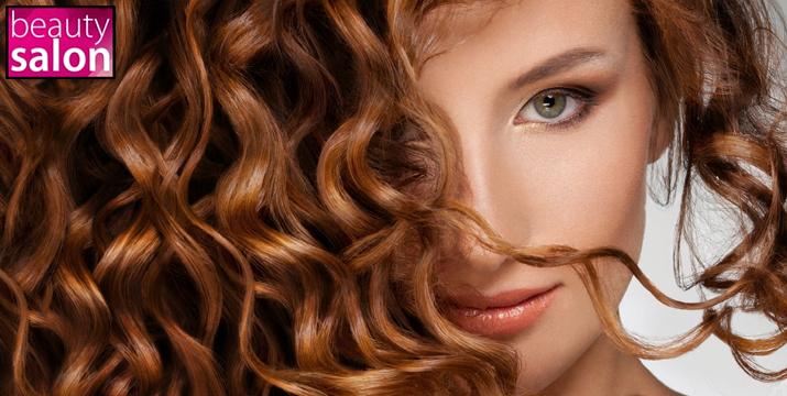 Μόνο 19€ από 75€ (-73%) για μια (1) βαφή μαλλιών για όλα τα μήκη και ένα (1) κούρεμα με φορμάρισμα ή ένα ίσιωμα ή φλου, στο κέντρο αισθητικής Beauty Salon στο Χαλάνδρι. εικόνα