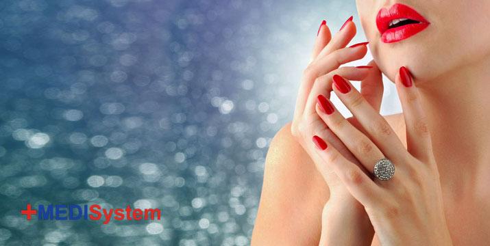 14,90€ από 60€ (-75%) για ένα Πακέτο Chic & Beauty 4 υπηρεσιών που περιλαμβάνει Manicure με ημιμόνιμη βαφή, Pedicure, Σχηματισμό φρυδιών & Πίλινγκ χεριών, στον ειδικά διαμορφωμένο χώρο αναζωογόνησης και ευεξίας Medisystem στη Γλυφάδα. εικόνα