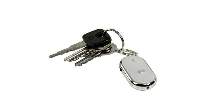 2,90€ από 8,90€ για ένα Μπρελόκ Whistle Key Finder για να βρίσκετε πάντα τα κλειδιά σας, με παραλαβή από το κατάστημα Magic Hole στο Παγκράτι και με δυνατότητα πανελλαδικής αποστολής.