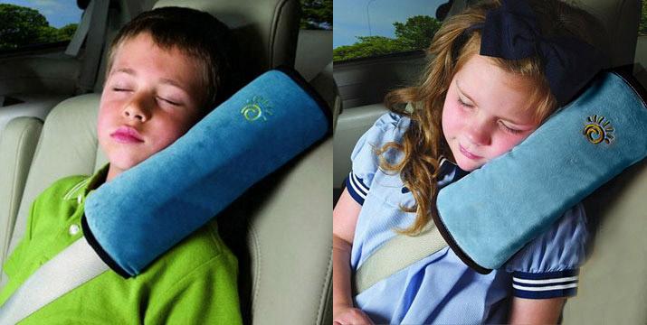 7,90€ για ένα Μαξιλάρι για τη Ζώνη Ασφαλείας του Αυτοκινήτου σε γαλάζιο χρώμα, από την DoneDeals Goods με ΔΩΡΕΑΝ πανελλαδική αποστολή στο χώρο σας. εικόνα