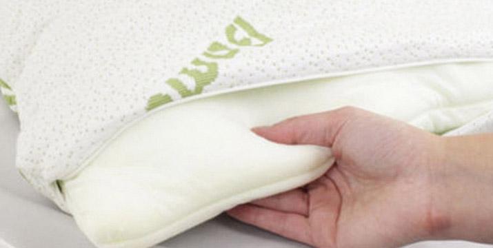20,90€ από 32,90€ για ένα Μαξιλάρι Herzberg Bamboo Luxury Memory Foam, με δυνατότητα παραλαβής και πανελλαδικής αποστολής στο χώρο σας από την DoneDeals Goods.