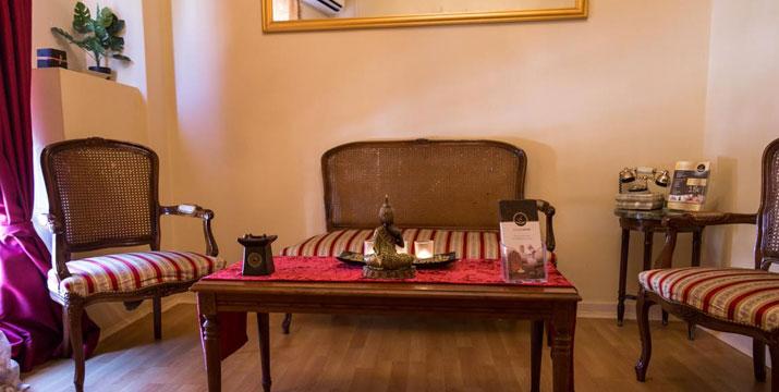 14,90€ από 27€ (-45%) για ένα (1) Full Body Μασάζ με αιθέρια έλαια και ένα (1) Μασάζ Κεφαλής, συνολικής διάρκειας 60' ή 24,90€ για ένα (1) Full Body Μασάζ με αιθέρια έλαια και ένα (1) Μασάζ Κεφαλής σε 2 άτομα σε κοινό δωμάτιο, από το