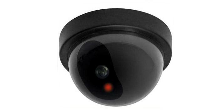 3,50€ από 9,50€ (-63%) για μια Ψεύτικη Κάμερα Παρακoλούθησης σε σχήμα Dome, με παραλαβή από το Μagic Hole στo Παγκράτι και δυνατότητα πανελλαδικής αποστολής στο χώρο σας.