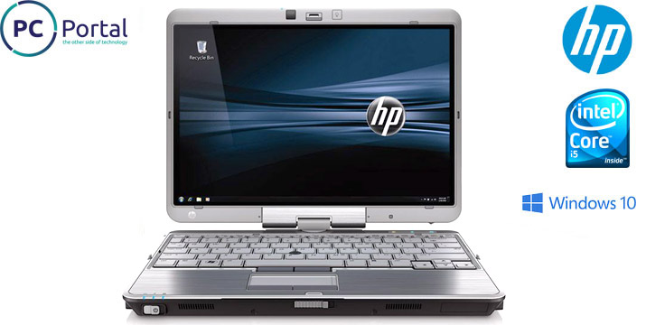 229€ από 399€ για ένα Laptop HP EliteBook 2760P 12,1'' με επεξεργαστή Intel i5, 4GB RAM και Δίσκο 250GB HDD, Microsoft Windows 10 και 1 Χρόνo Εγγύηση (Refurbished Προϊόν), με ΔΩΡΕΑΝ πανελλαδική αποστολή από το κατάστημα PC Portal. εικόνα