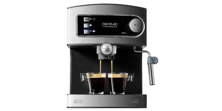 99,90€ από 199,90€ (-50%) για μια Καφετιέρα Power Espresso 20 Bar Cecotec με 2 Χρόνια Εγγύηση, με δυνατότητα παραλαβής και πανελλαδικής αποστολής στο χώρο σας από την DoneDeals Goods. εικόνα