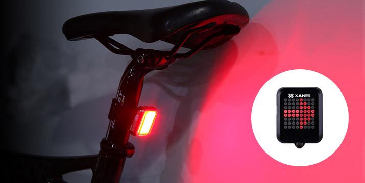 """14,90€ από 24,90€ για ένα Aσύρματο Φανάρι LED Ποδηλάτου με Χειριστήριο, με παραλαβή ή δυνατότητα πανελλαδικής αποστολής στο χώρο σας από το """"Idea Hellas"""" στη Νέα Ιωνία."""