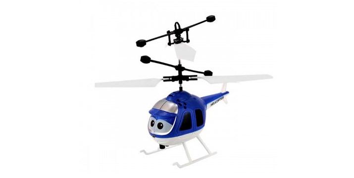 10,90€ από 17,90€ για ένα Ιπτάμενο Ελικοπτεράκι με Αισθητήρα Υψομέτρου, με παραλαβή από το Μagic Hole στo Παγκράτι και δυνατότητα πανελλαδικής αποστολής στο χώρο σας. εικόνα