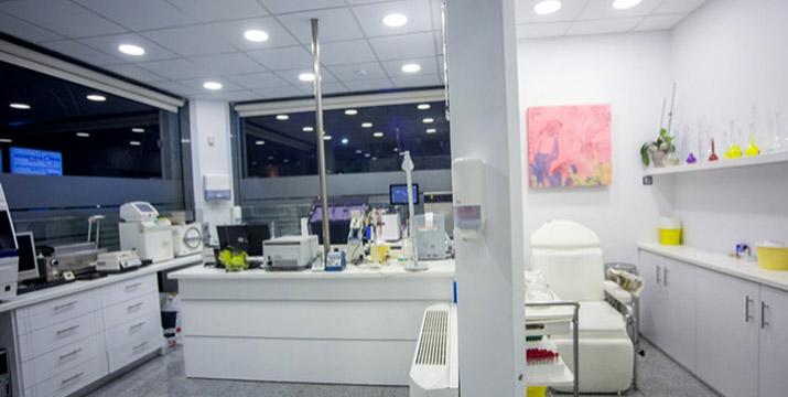 44,90€ από 70€ για έναν Πλήρη Γυναικολογικό Έλεγχο που περιλαμβάνει ένα Test Pap, μια Ψηλάφηση Μαστών και έναν Ενδοκολπικό Υπέρηχο, από το μικροβιολογικό Εργαστήριο Αιμοδιάγνωση Med στη Νέα Κηφισιά.