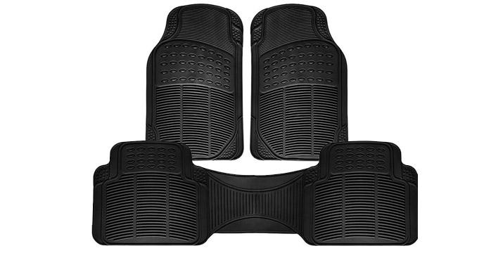 16,90€ από 34,90€ (-55%) για Αντιολισθητικά Πατάκια Αυτοκινήτου 5 θέσεων σε μαύρο χρώμα, με δυνατότητα παραλαβής και πανελλαδικής αποστολής στο χώρο σας από την DoneDeals Goods. εικόνα