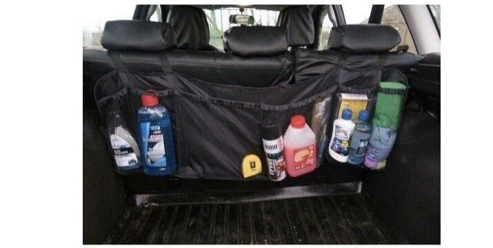 8,90€ από 14,90€ για μια Κρεμαστή Θήκη Οργάνωσης Πορτ Μπαγκάζ Αυτοκινήτου, με δυνατότητα παραλαβής και πανελλαδικής αποστολής στο χώρο σας από την DoneDeals Goods.