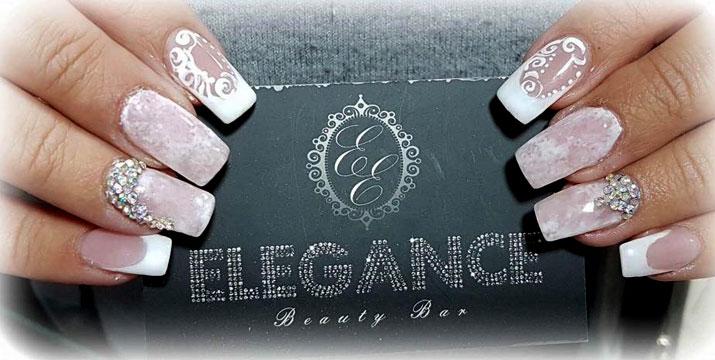7€ από 15€ (-53%) για ένα Ημιμόνιμο Manicure επιλογής απο απλό ή γαλλικό ή 14€ για ένα Ολοκληρωμένο Manicure με απλή βαφή, ένα Ολοκληρωμένο Pedicure με απλή Βαφή και ένα Καθαρισμό - Σχηματισμό Φρυδιών, από το Elegance Beauty Bar στο Περιστέρι.