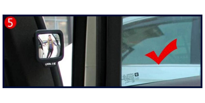 8,50€ από 14,50€ για ένα Σετ 2 τεμαχίων Εσωτερικού Βοηθητικού Καθρέπτη Αυτοκινήτου για νεκρές γωνίες, με δυνατότητα παραλαβής και πανελλαδικής αποστολής στο χώρο σας από την DoneDeals Goods.