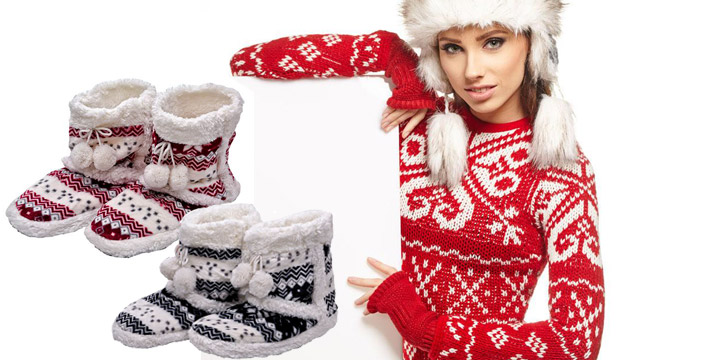 8,90€ από 14,90€ (-40%) για ένα Ζευγάρι Γυναικείες Παντόφλες με μαλακή Fleece Γούνα - One Size σε 2 χρώματα, με παραλαβή ή δυνατότητα πανελλαδικής αποστολής στο χώρο σας από το κατάστημα