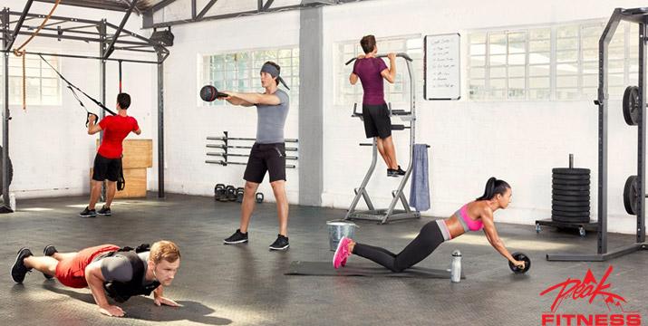 69€ από 140€ (-51%) για Απεριόριστο Personal Training 3 μηνών σε Ομαδικά Group των 2 εως 8 ατόμων με Pilates Props, Cross Training , TRX και ΚI ΜΑΧ, στο Peak Fitness Hall στο Π. Φάληρο.