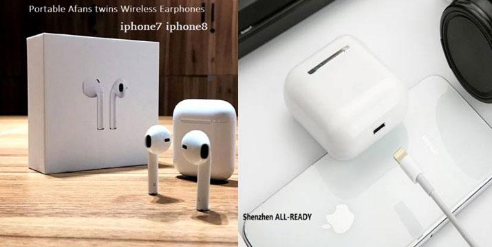 """27,90€ για ένα ζευγάρι Ασύρματα Ακουστικά Bluetooth  hbq i8 small για iphone, με παραλαβή ή δυνατότητα πανελλαδικής αποστολής στο χώρο σας από το """"Idea Hellas"""" στη Νέα Ιωνία."""