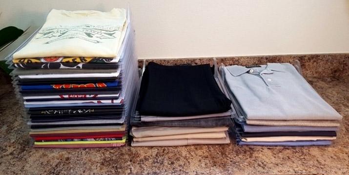 7,50€ από 12,50€ για μια Θήκη Οργάνωσης Ρούχων 10 τεμαχίων, με δυνατότητα παραλαβής και πανελλαδικής αποστολής στο χώρο σας από την DoneDeals Goods.
