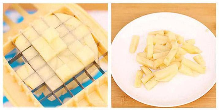 6,90€ από 12,90€ για έναν Έξυπνο Πατατοκόφτη για τέλειες πατάτες και ποικιλία από λαχανικά, με δυνατότητα παραλαβής και πανελλαδικής αποστολής στο χώρο σας από την DoneDeals Goods.