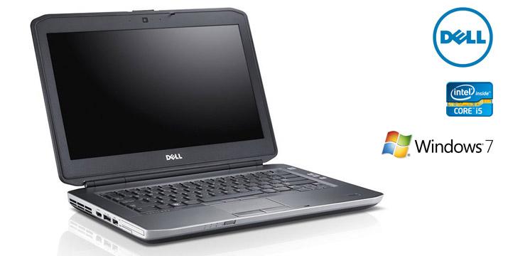 249€ για ένα Laptop Dell Latitude E5430 με Επεξεργαστή Intel Core i5, Windows 7, 14
