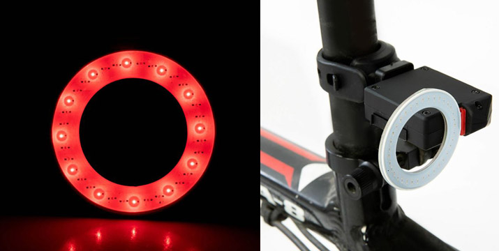 10,50€ από 16,50€ για έναν Επαναφορτιζόμενο Φακό Ποδηλάτου για το πίσω μέρος σε δυο σχέδια, με δυνατότητα παραλαβής και πανελλαδικής αποστολής στο χώρο σας από την DoneDeals Goods.
