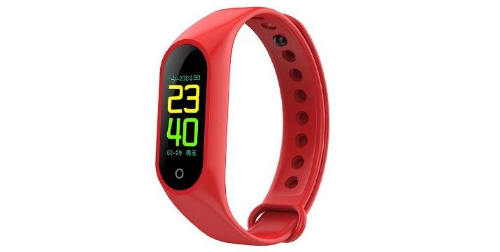 14,90€ από 34,90€ (-57%) για ένα Smartband Health Bracelet με οθόνη αφής TFT και1 Χρόνο Εγγύηση, με παραλαβή από το