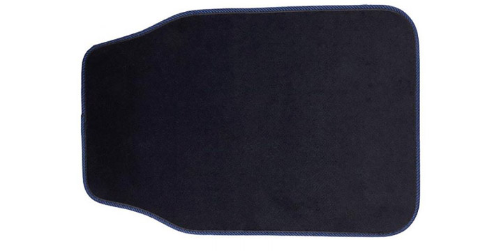 14,90€ από 37,90€ (-61%) για Πατάκια Αυτοκινήτου 4 Θέσεων σε Μαύρο/Μπλε χρώμα, με δυνατότητα παραλαβής και πανελλαδικής αποστολής στο χώρο σας από την DoneDeals Goods.