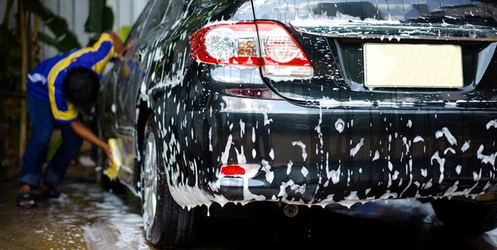 Από 14,90€ για Μικροβιολογικό Πλύσιμο Αυτοκινήτου μέσα-έξω και οζωνοποίηση, Ενυδάτωση Πλαστικών, Καθάρισμα Αεραγωγών, Αρωματισμό Καμπίνας και ΔΩΡΟ Πατάκια, στο Faliro Safe Park στο Π.Φάληρο. εικόνα