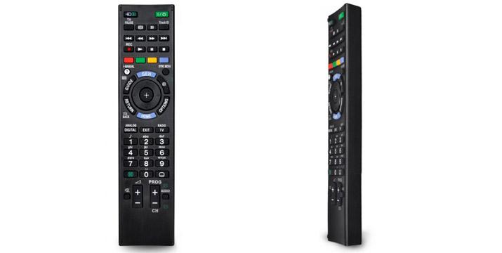 4,90€ από 9,90€ (-51%) για ένα Τηλεχειριστήριο Τηλεόρασης HUAYU RM-L1165 συμβατό με όλα τα μοντέλα Sony LCD/LED TV, με παραλαβή ή δυνατότητα πανελλαδικής αποστολής στο χώρο σας από την Idea Hellas στη Νέα Ιωνία.