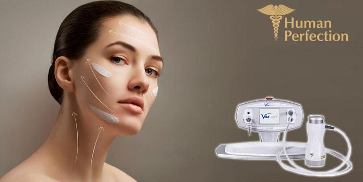 149€ από 900€ (-83%) για 6 Θεραπείες Biolifting Προσώπου με Ηyaluronic Serum με το πρωτοποριακό μηχάνημα Vitalaser VL1000 για ένα πλήρες μη επεμβατικό Face Lifting, στο Ιατρείο Human Perfection στο Κολωνάκι. εικόνα