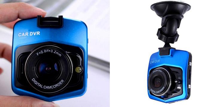 22,90€ από 49,90€ (-54%) για μια Kάμερα Αυτοκινήτου - Καταγραφικό DVR VGA με οθόνη 2.4