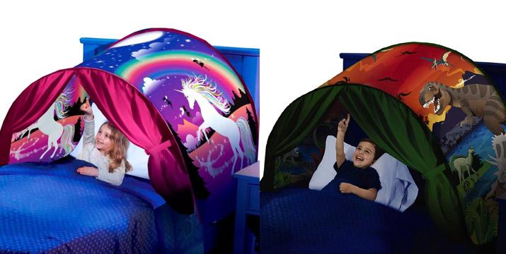 """14,90€ από 24,90€ για μια Παιδική Σκηνή Κρεβατιού σε διάφορα σχέδια, με παραλαβή ή δυνατότητα πανελλαδικής αποστολής στο χώρο σας από το """"Idea Hellas"""" στη Νέα Ιωνία. εικόνα"""