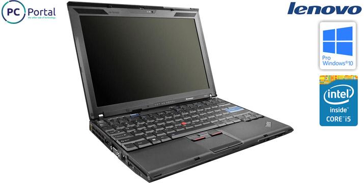 199€ από 349€ (-43%) για ένα Lenovo Thinkpad Intel Core i5 με Microsoft Windows 10 pro και 1 Χρόνo Εγγύηση (Refurbished Προϊόν), με ΔΩΡΕΑΝ πανελλαδική αποστολή από το κατάστημα PC Portal. εικόνα