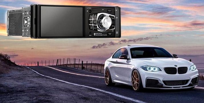 """41,90€ από 69€ (-39%) για ένα Ηχοσύστημα Αυτοκινήτου με οθόνη 4.1″TFT Mp5 Player, με Bluetooth και οθόνη 4.1″ 4012b, με παραλαβή ή δυνατότητα πανελλαδικής αποστολής στο χώρο σας από το """"Idea Hellas"""" στη Νέα Ιωνία. εικόνα"""