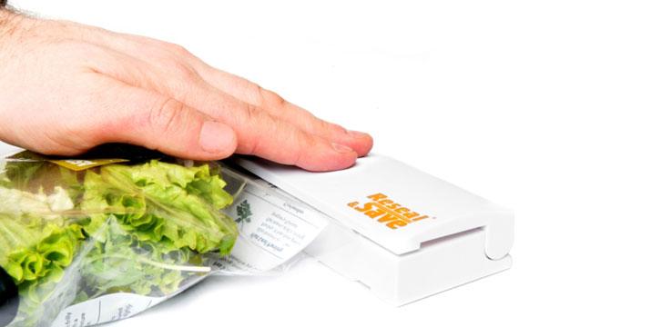 5,90€ από 16€ (-63%) για μια Συσκευή Σφραγίσματος Σακούλας Τροφίμων