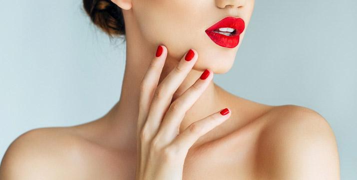 Από 8€ για ένα (1) Ημιμόνιμο Spa Manicure, μια (1) Περιποίηση Προσώπου και μια (1) Αποτρίχωση Άνω Χείλους, στο