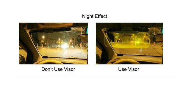 9,90€ από 19,90€ (-50%) για ένα Σκιάδιο Αυτοκινήτου Ημέρας και Νύχτας τύπου Vision Visor HD, από την DoneDeals Goods με ΔΩΡΕΑΝ πανελλαδική αποστολή στο χώρο σας.