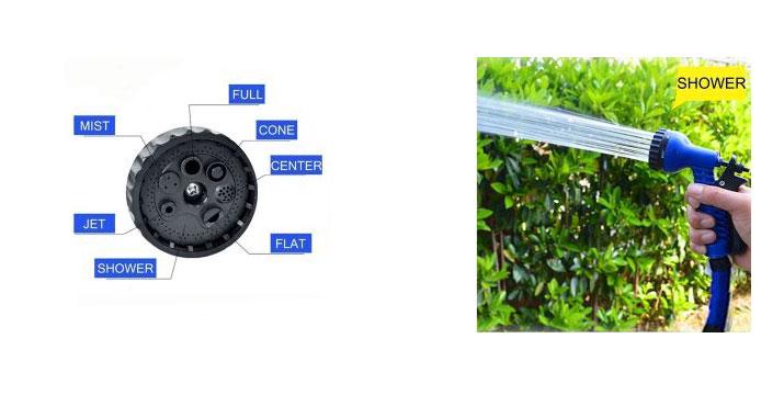 8,90€ από 14,90€ για ένα Μαγικό Λάστιχο Kήπου 22.5 μέτρων που επεκτείνεται έως και 3 φορές που επανέρχεται στο αρχικό του μέγεθος μόλις σταματήσει η ροή, με παραλαβή από το κατάστημα Magic Hole στο Παγκράτι και με δυνατότητα πανελλαδικής αποστολής.