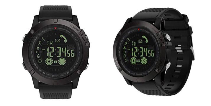 """29,90€ από 39,90€ για ένα Smartwatch Zeblaze VIBE 3 για IOS και Android με 1 Χρόνο Εγγύηση, με παραλαβή ή δυνατότητα πανελλαδικής αποστολής στο χώρο σας από το """"Idea Hellas"""" στη Νέα Ιωνία."""