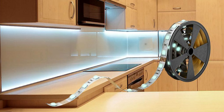 8,90€ από 14,90€ για μια Αυτοκόλλητη Ταινία LED με Λευκό Φωτισμό 1m ή 10,90€ για μια Αυτοκόλλητη Ταινία LED με Λευκό Φωτισμό 2m με 20 διαφορετικές λειτουργίες φωτισμού, με δυνατότητα παραλαβής και πανελλαδικής αποστολής στο χώρο σας από την DoneDeals Goods.