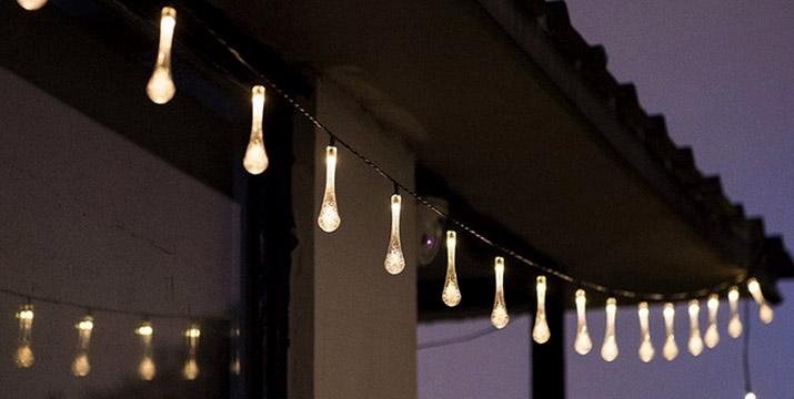 14,90€ από 26,90€ για 20 Ηλιακούς Λευκούς Λαμπτήρες LED με αυτόματο φωτισμό το βράδυ, με δυνατότητα παραλαβής και πανελλαδικής αποστολής στο χώρο σας από την DoneDeals Goods.