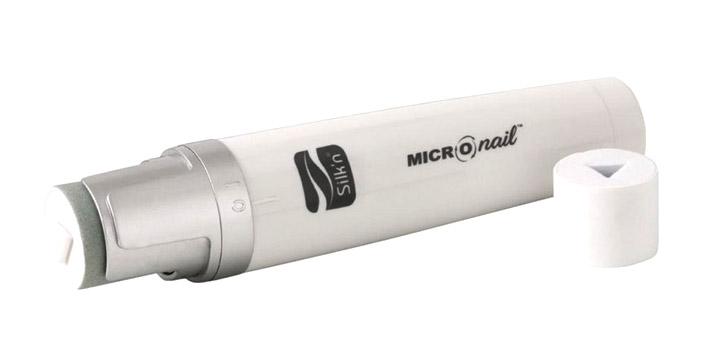 16,90€ από 24,90€ για μια Συσκευή για Μανικιούρ - Πεντικιούρ Micro Nail Silk'n για νύχια με όμορφη και φυσική λάμψη, με 1 Χρόνο Εγγύησης καλής λειτουργίας και δυνατότητα παραλαβής και πανελλαδικής αποστολής στο χώρο σας από την DoneDeals Goods.