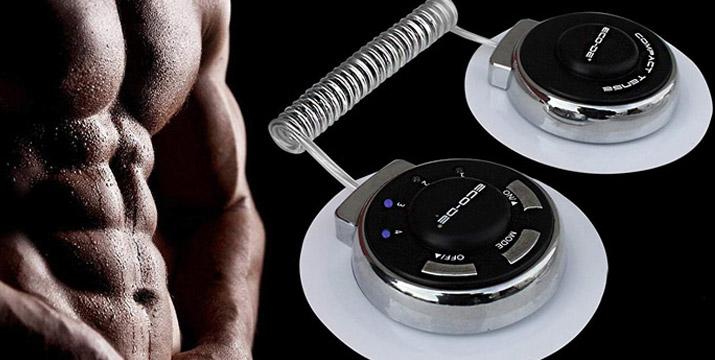 22,90€ από 39,90€ για μια Mini Συσκευή Ηλεκτροδιέγερσης Μυών για τόνωση των κινητικών νευρώνων του σώματος για μείωση των πόνων και λίπους με 1 Χρόνο Εγγύηση καλής λειτουργίας, με δυνατότητα παραλαβής και πανελλαδικής αποστολής στο χώρο σας από την DoneDeals Goods.