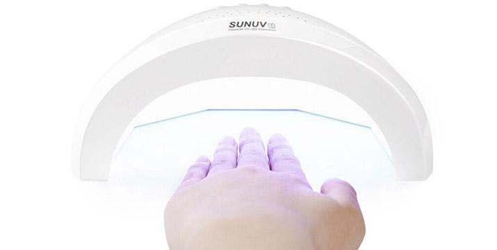 19,90€ από 50€ (-60%) για ένα Επαγγελματικό Φουρνάκι Νυχιών 48W LED/UV, κατάλληλο για gel και ημιμόνιμο βερνίκι όλων των εταιριών, αποτελεσματικό και γρήγορο εως και 60% ταχύτερο στέγνωμα, με παραλαβή ή δυνατότητα πανελλαδικής αποστολής στο χώρο σας από την Idea Hellas στη Νέα Ιωνία. εικόνα