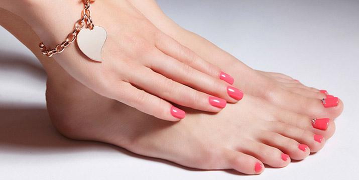 15€ από 30€ (-50%) για ένα Manicure με απλή ή ημιμόνιμη βαφή KAI ένα Pedicure, από το