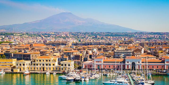 275€ / άτομο για ένα 5ήμερο στη Κατάνια της Σικελίας (Δευτερα 1 - Παρασκευή 5 Ιουλίου) με Αεροπορικά, Φόρους και 4 Διανυκτερεύσεις με Πρωϊνό στο κεντρικό 4* Ξενοδοχείο Mercure Catania Excelsior, από το ταξιδιωτικό γραφείο Like 2 Travel. εικόνα