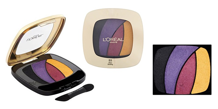 7,90€ από 12,90€ για μία Παλέτα Σκιών L'Oreal με 4 Χρώματα Color Riche Quads Eyeshadow, με δυνατότητα παραλαβής και πανελλαδικής αποστολής στο χώρο σας από την DoneDeals Goods. εικόνα