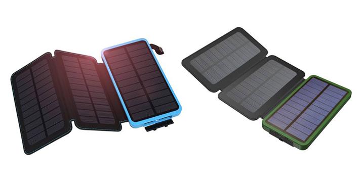 16,90€ από 29,90€ (-43%) για Ηλιακό Power Βank 10.000mAh, με παραλαβή από το Idea Hellas στη Νέα Ιωνία και με δυνατότητα πανελλαδικής αποστολής στο χώρο σας. εικόνα