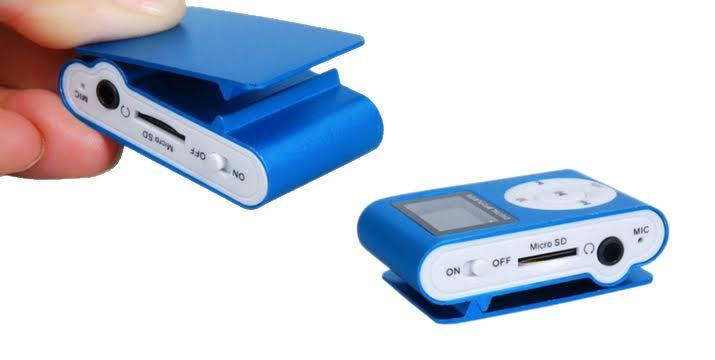 6,90€ από 14,90€ (-54%) για ένα Mini Φορητό mp3 player με ακουστικά, είσοδο για MicroSD και οθόνη LCD, με δυνατότητα παραλαβής και πανελλαδικής αποστολής στο χώρο σας από την DoneDeals Goods.