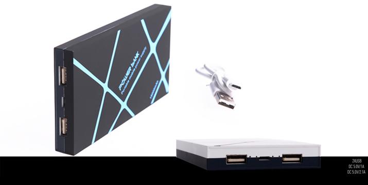 16,90€ από 33,90€ (-50%) για ένα Power bank 5V/15000mAh με 2 θύρες USB, που θα σας σώσει την πιο κρίσιμη στιγμή για κάθε συσκευή σας, με δυνατότητα παραλαβής και πανελλαδικής αποστολής στο χώρο σας από την DoneDeals Goods.